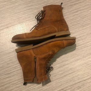 Timberland Cobleton Side-Zip Boots